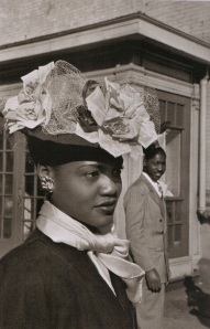 Henri Cartier-Bresson. Easter Sunday, Harlem, 1947.