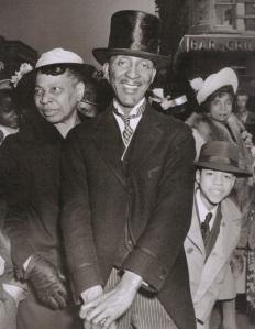 Weegee (Arthur Feelig). Easter Sunday, Harlem, 1943.