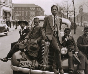Russell Lee. Chicago, 1941.