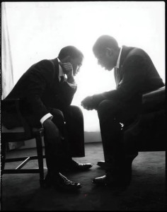 1960 | In a Los Angeles hotel suite, John F. Kennedy confers with his brother and campaign manager Bobby during the Democratic National Convention, at which JFK was picked as the 1960 party nominee. Originally published in the July 25, 1960, issue of LIFE. Read more: John F. Kennedy - TIME - News, pictures, quotes, archive http://topics.time.com/john-f.-kennedy/pictures/#ixzz2pIbtflM2