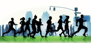 runners-group-silhouette