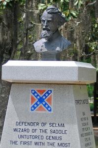 Forrest Statue Stolen